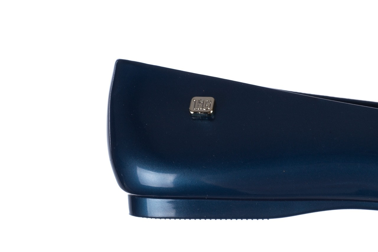 Baleriny t&g fashion 22-1448315 azul nautico, niebieski, guma - baleriny - dla niej  - sale 13