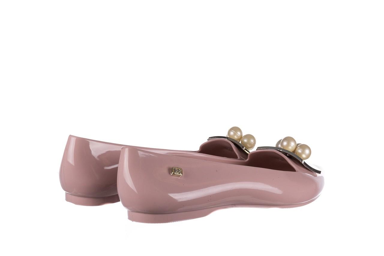 Baleriny t&g fashion 22-1448846 rosa, róż, guma - tg - nasze marki 10