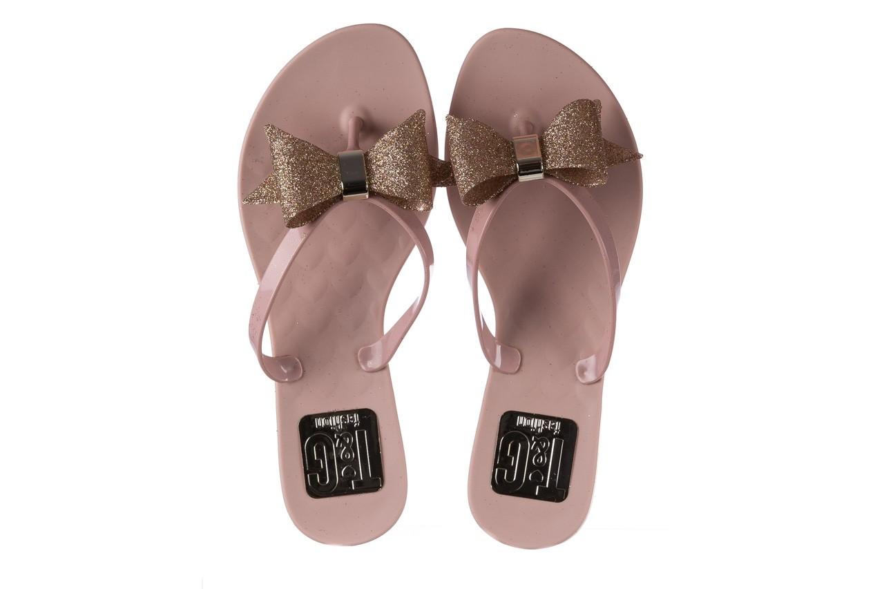 Klapki t&g fashion 22-1368315 rosa, róż, guma - klapki - buty damskie - kobieta 11