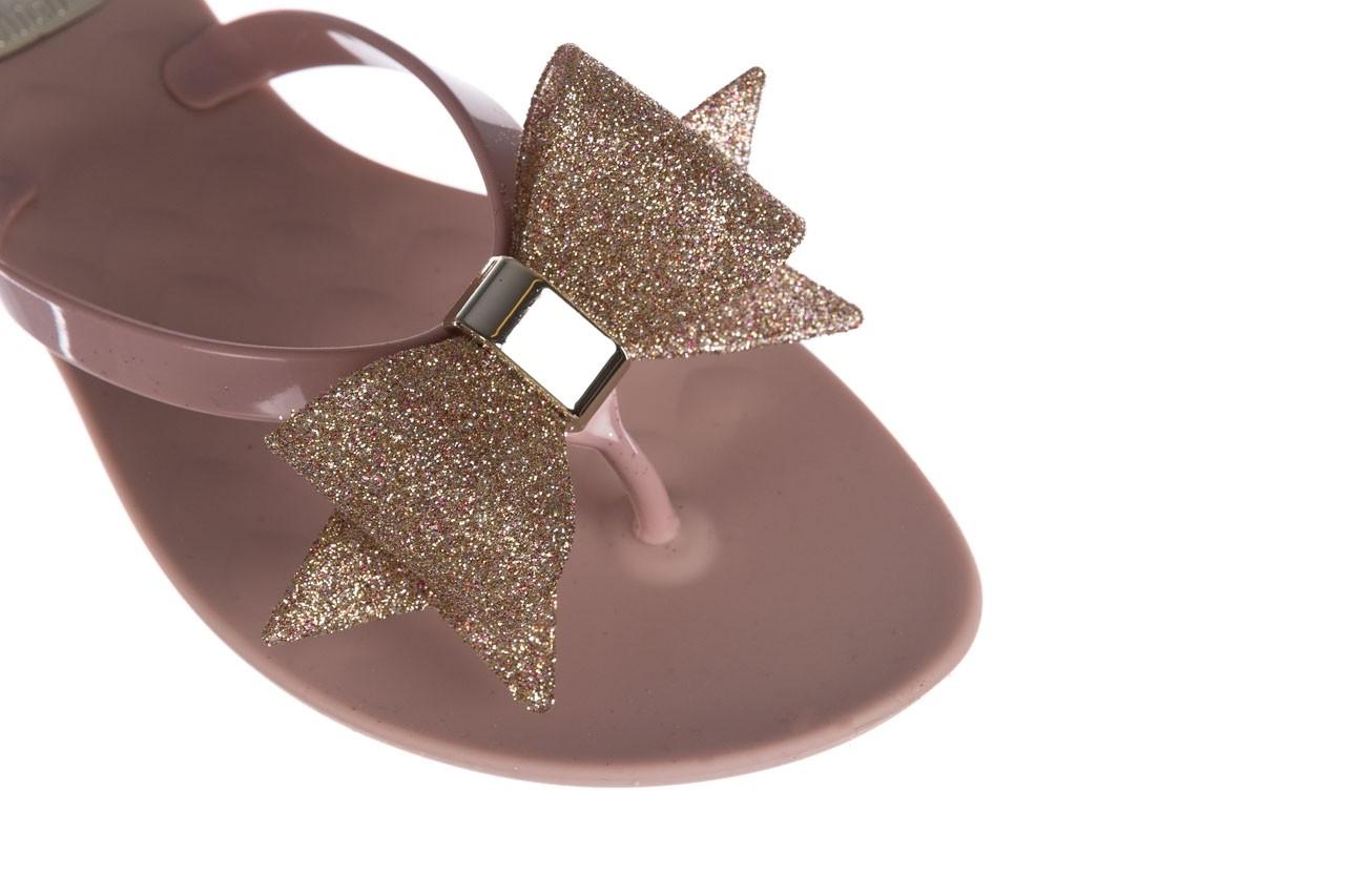 Klapki t&g fashion 22-1368315 rosa, róż, guma - klapki - buty damskie - kobieta 12