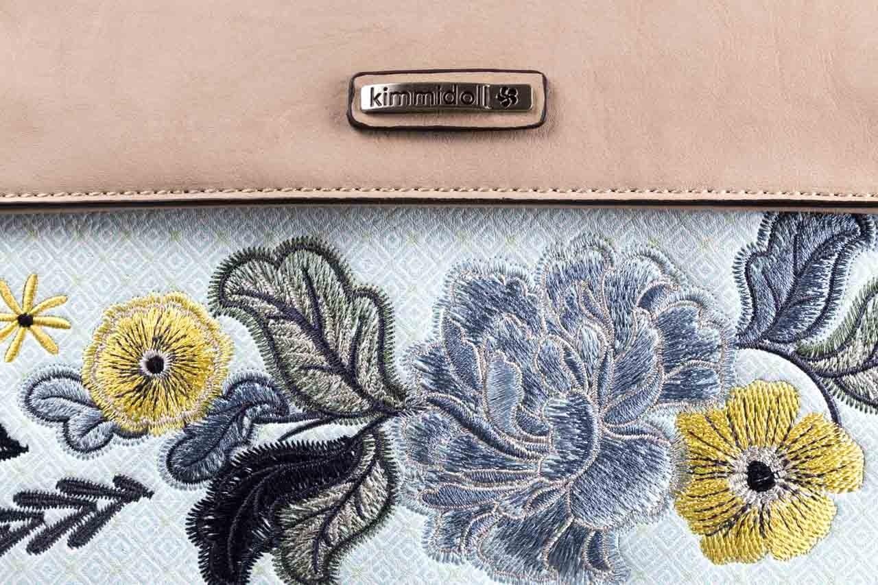 Torebka kimmidoll 28613-01 niebieski, skóra ekologiczna  - torebki - akcesoria - kobieta 14