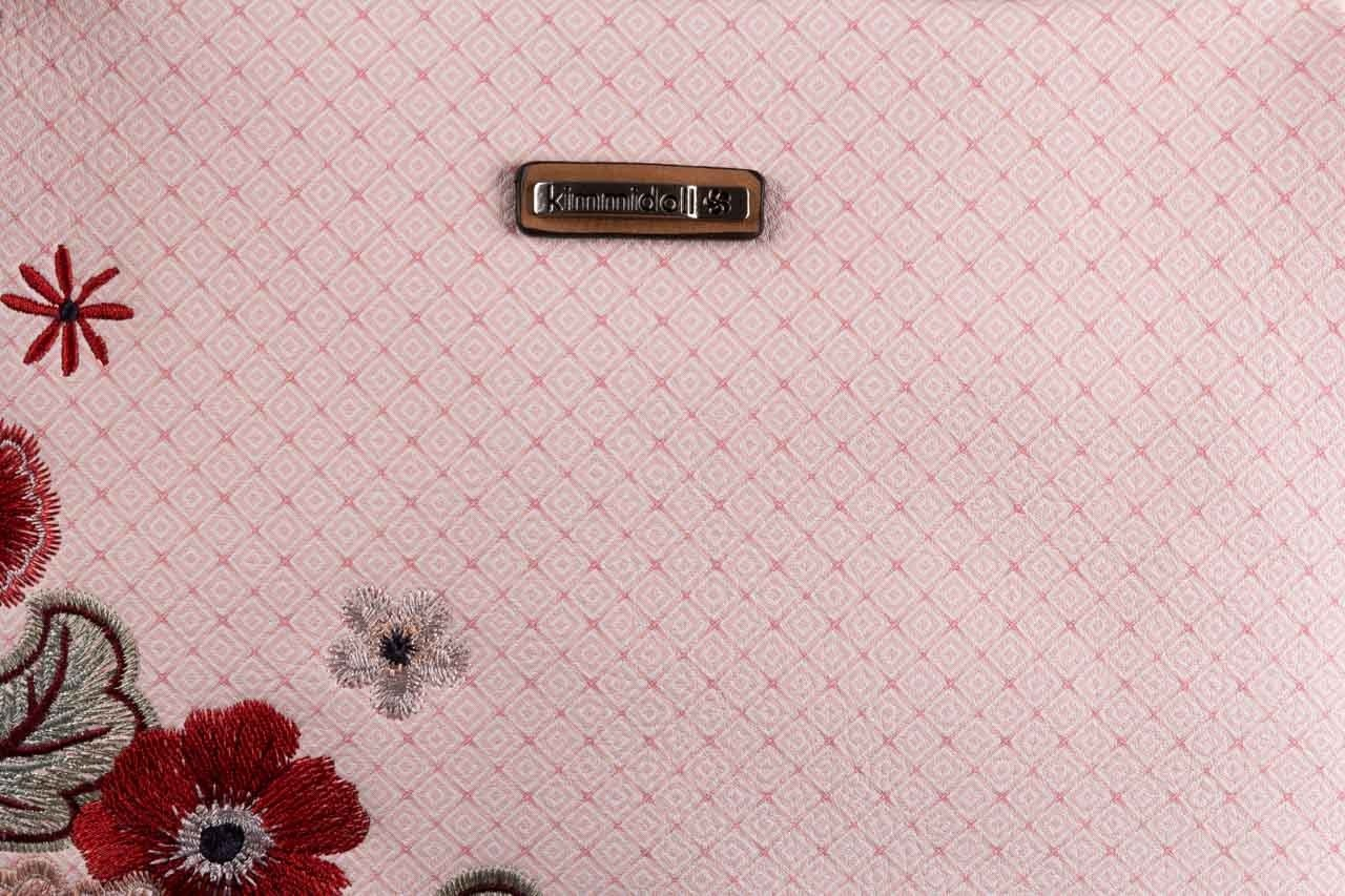 Torebka kimmidoll 28611-01 róż, skóra ekologiczna 12