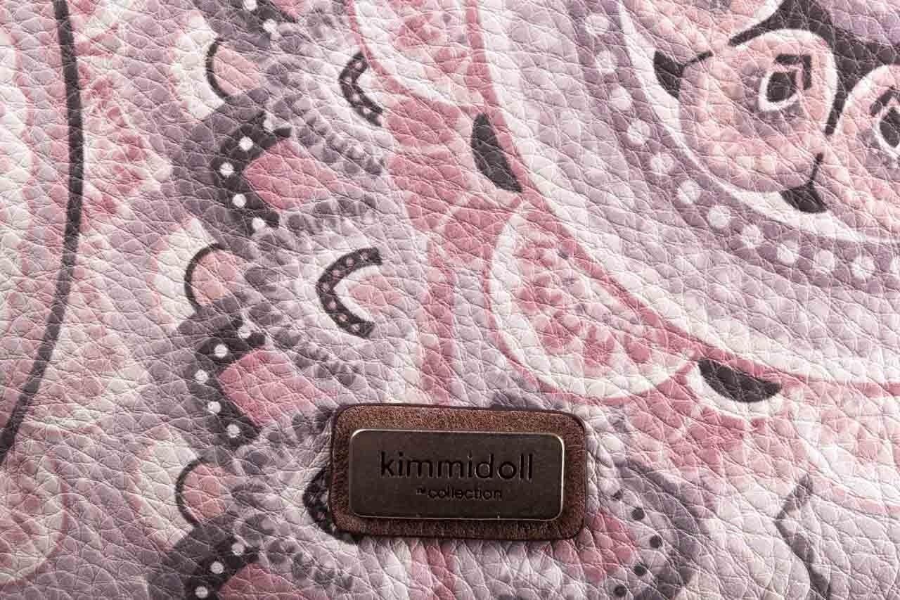 Plecak kimmidoll 28625-01 beż, skóra ekologiczna  - kimmidoll - nasze marki 11