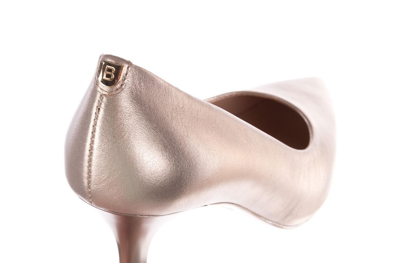 Czółenka bayla-056 9117-1099 beż perła 20, skóra naturalna  - szpilki - buty damskie - kobieta 11