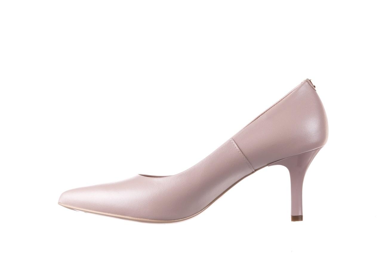 Czółenka bayla-056 9117-1460 róż perła, skóra naturalna  - skórzane - szpilki - buty damskie - kobieta 8
