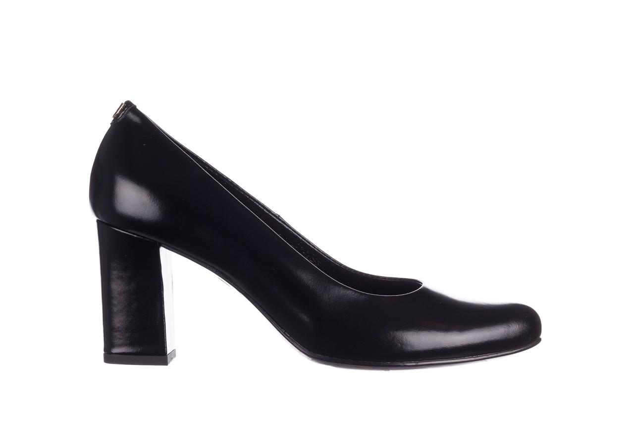 Czółenka bayla-056 9214-1278 czarny lico, skóra naturalna  - czółenka - buty damskie - kobieta 6