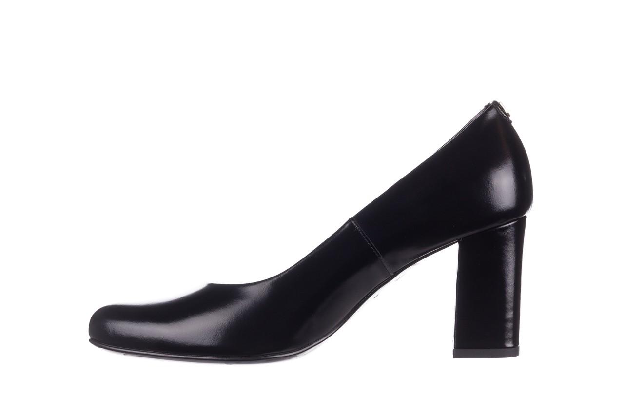 Czółenka bayla-056 9214-1278 czarny lico 20, skóra naturalna - na słupku - czółenka - buty damskie - kobieta 8