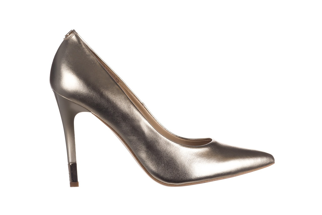 Szpilki bayla-056 2062-740 złoty, skóra naturalna  - czółenka - buty damskie - kobieta 7