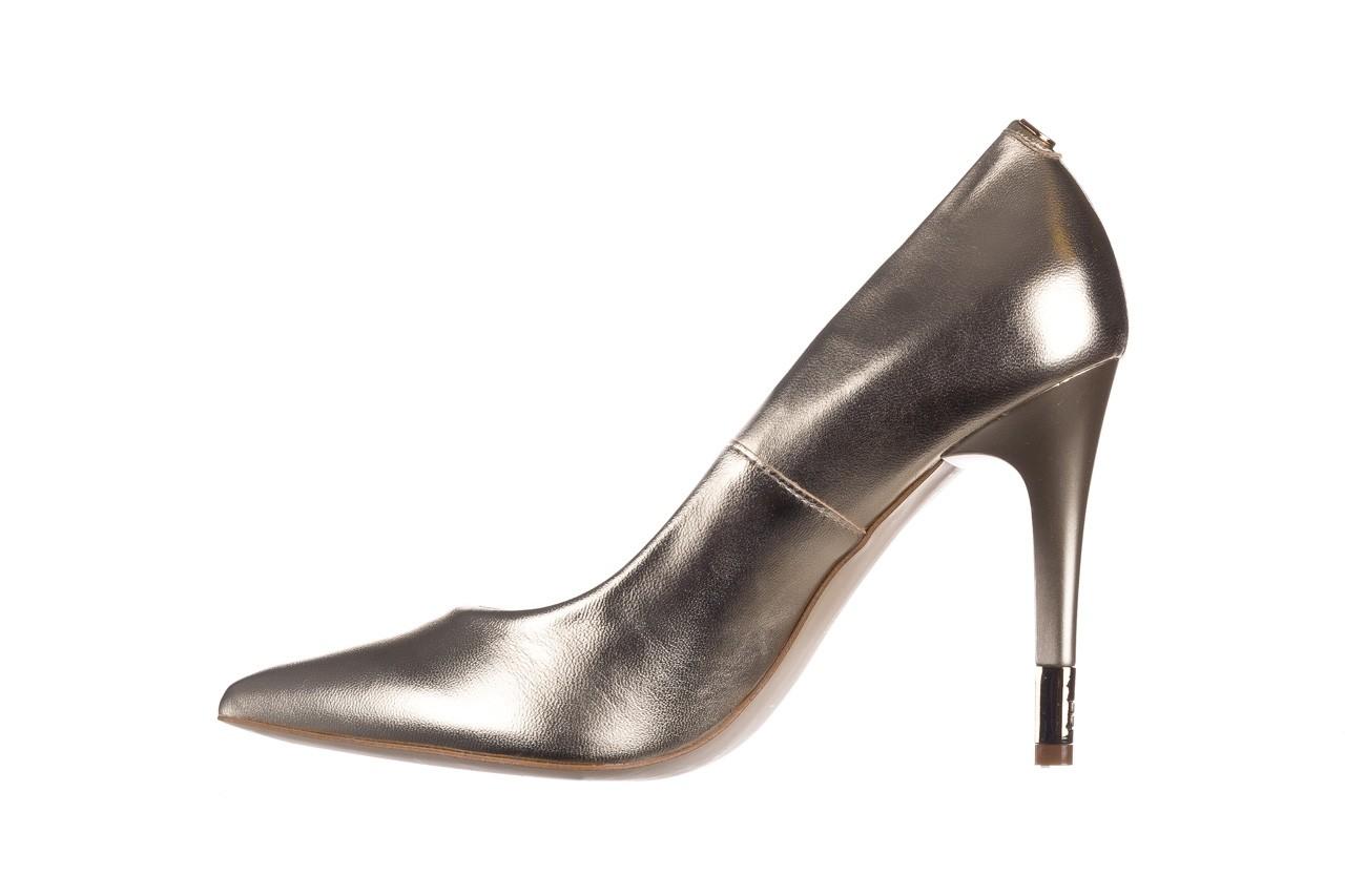 Szpilki bayla-056 2062-740 złoty, skóra naturalna  - czółenka - buty damskie - kobieta 9