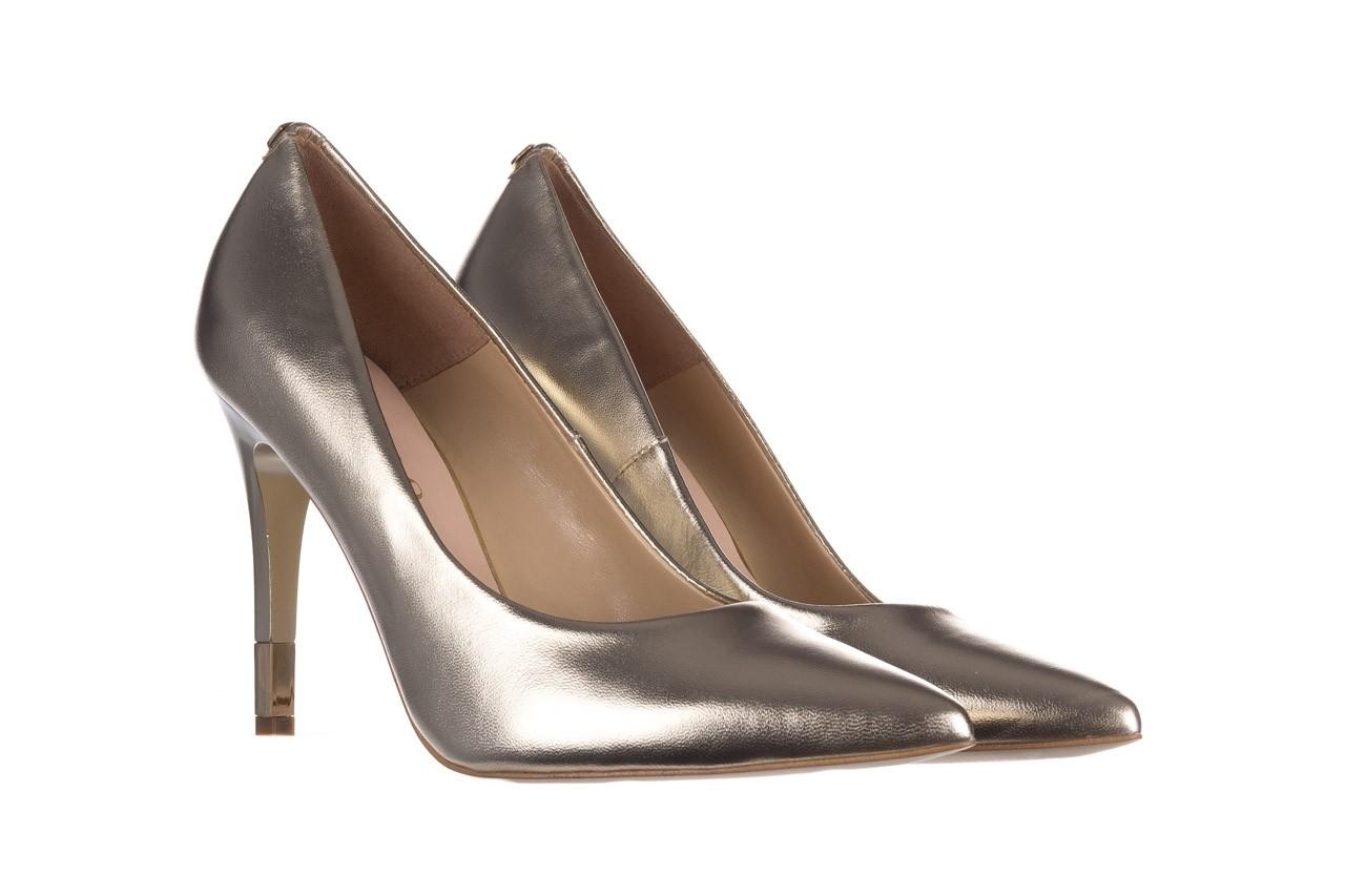 Szpilki bayla-056 2062-740 złoty, skóra naturalna  - czółenka - buty damskie - kobieta 8