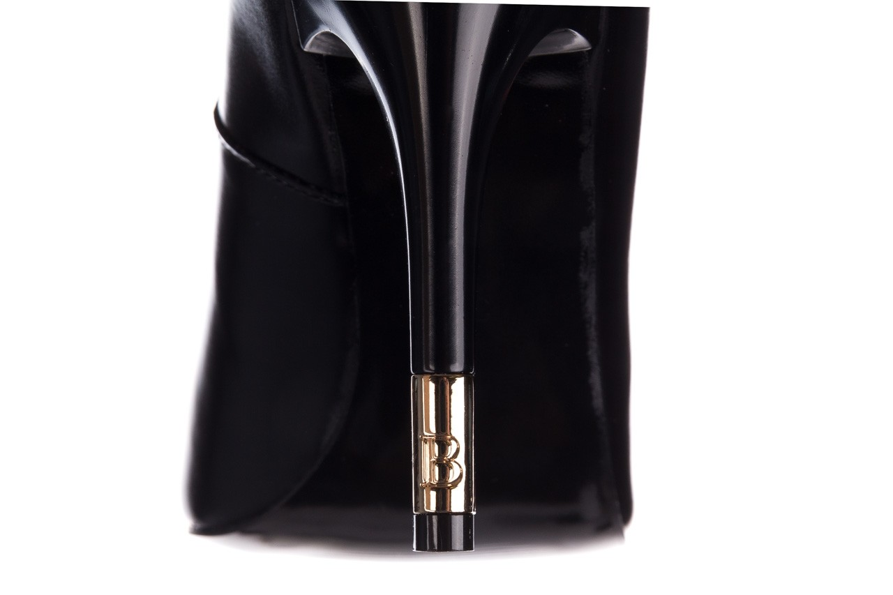 Szpilki bayla-056 2062-1278 czarny lico, skóra naturalna  - czółenka - buty damskie - kobieta 13