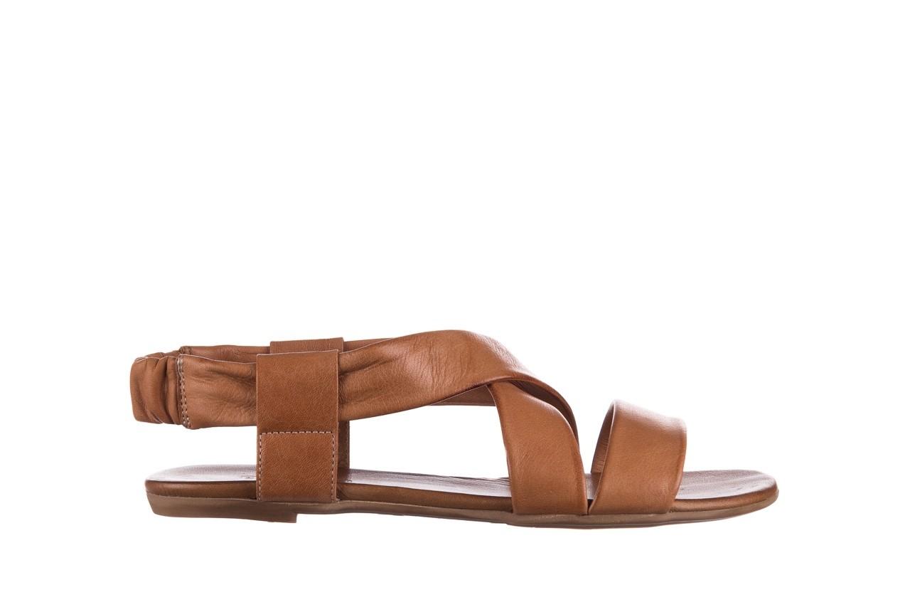Sandały bayla-161 061 849 brąz, skóra naturalna 7