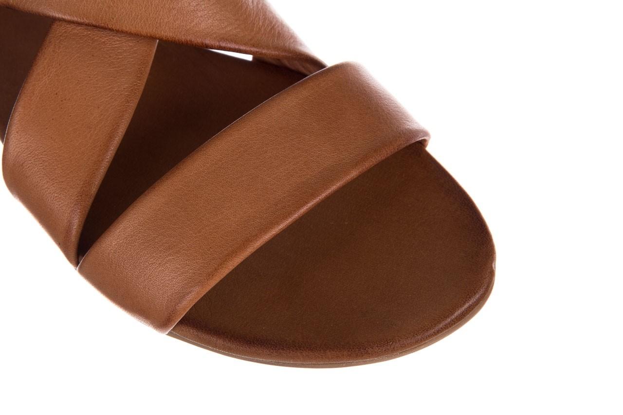 Sandały bayla-161 061 849 brąz, skóra naturalna 12