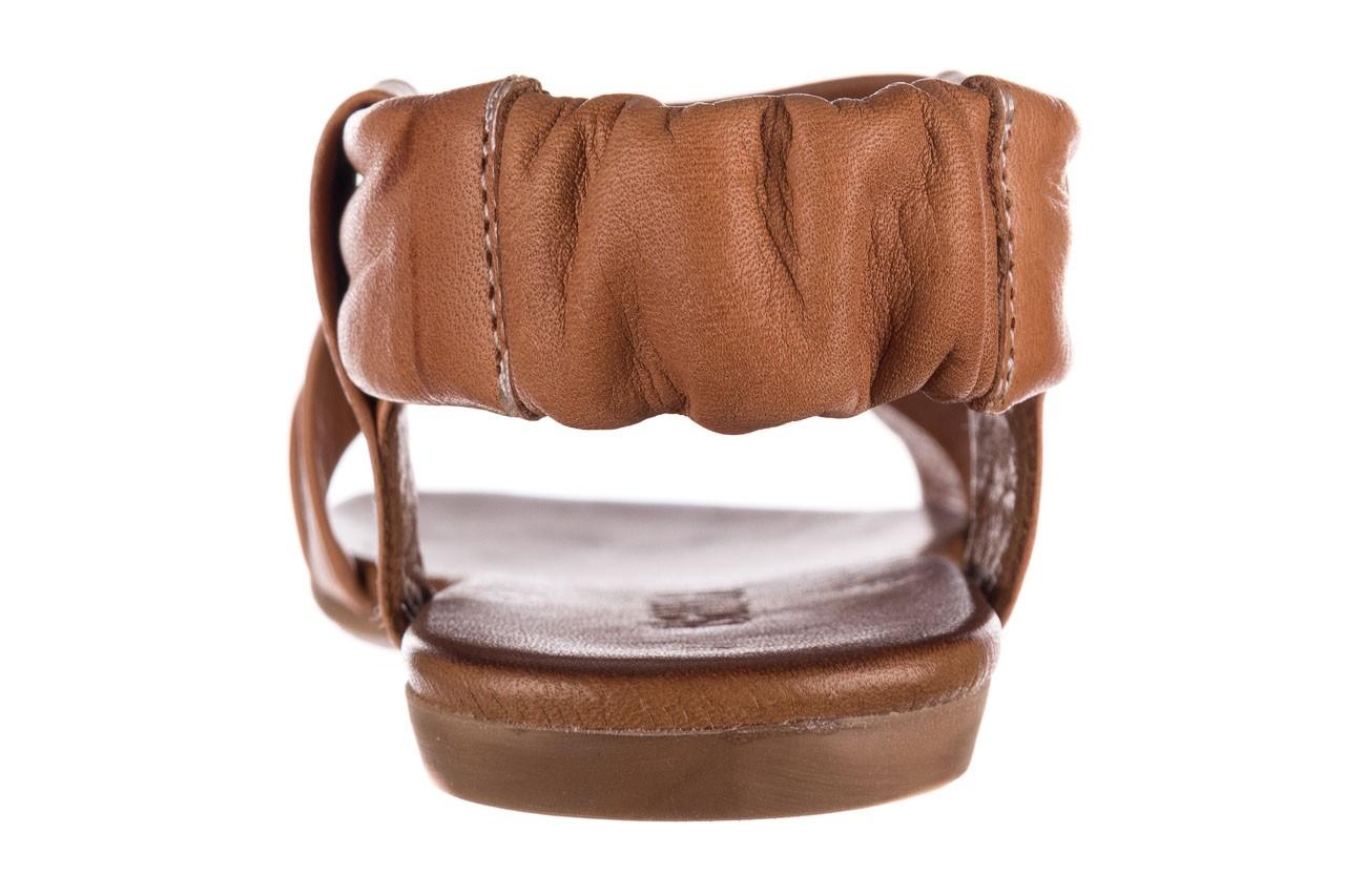 Sandały bayla-161 061 849 brąz, skóra naturalna 13