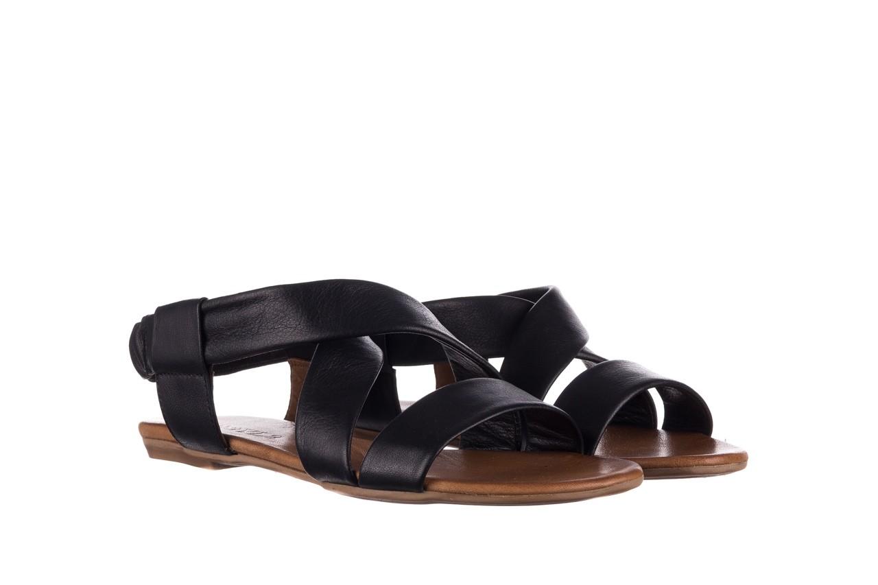Sandały bayla-161 061 849 czarny, skóra naturalna  - bayla - nasze marki 8