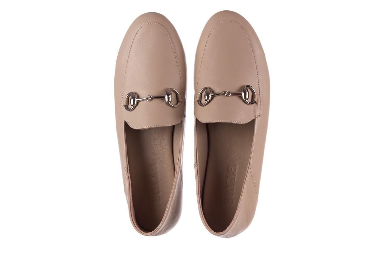 Półbuty bayla-161 088 6415 popielaty, skóra naturalna  - półbuty - buty damskie - kobieta 10