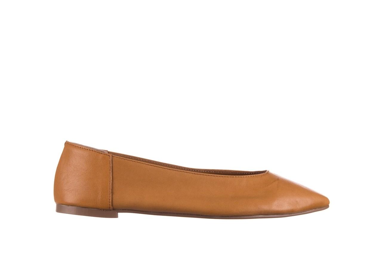Baleriny bayla-161 093 388 4010 tan, brąz, skóra naturalna - skórzane - baleriny - buty damskie - kobieta 6