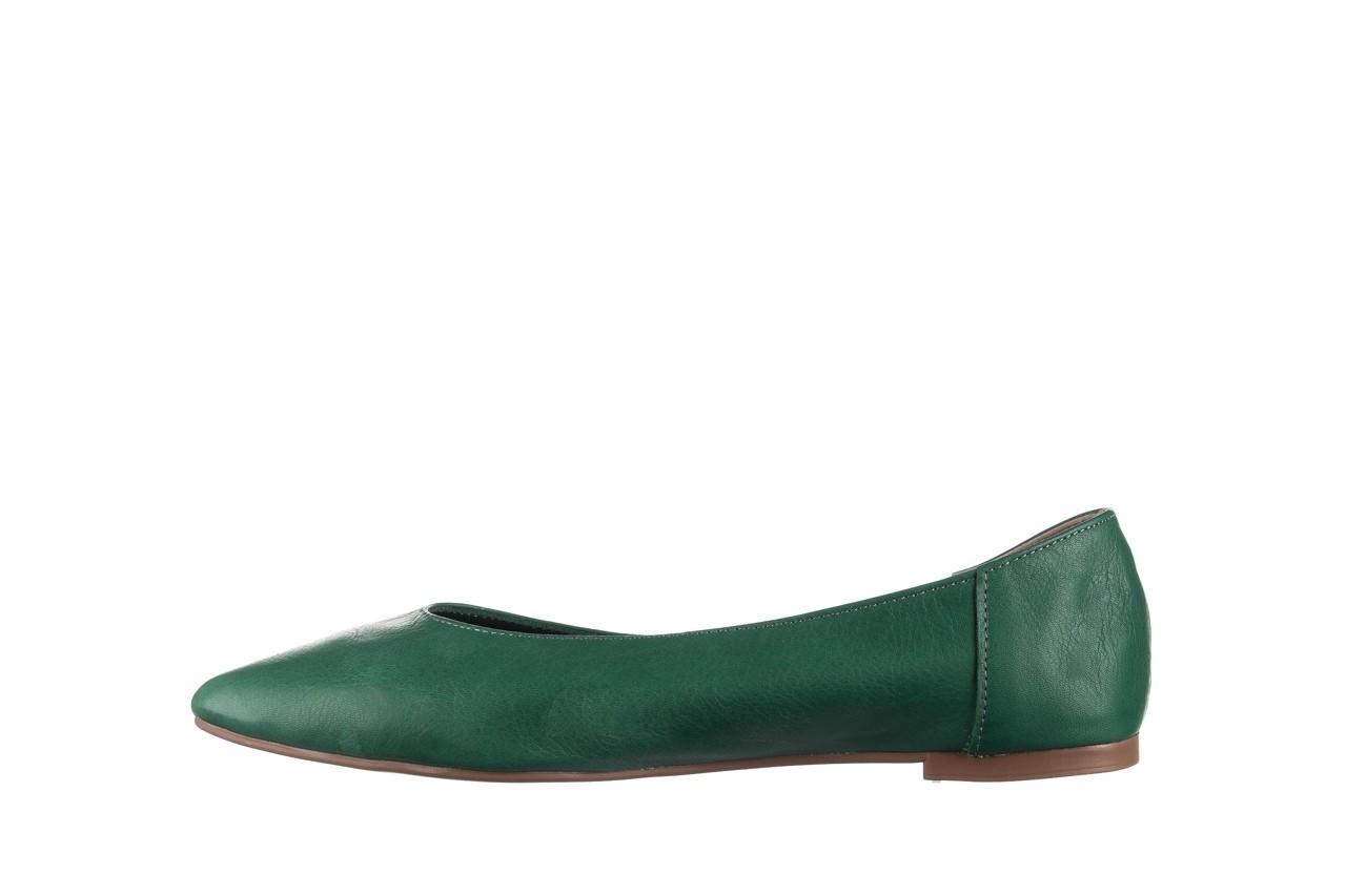 Baleriny bayla-161 093 388 4010 khaki, zielony, skóra naturalna  - bayla - nasze marki 8