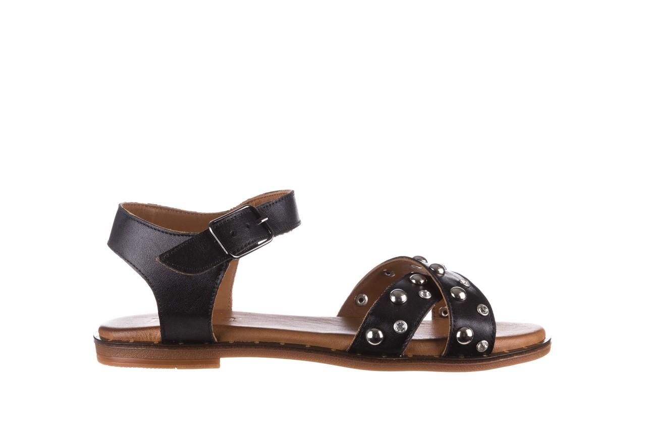 Sandały bayla-176 122z czarny, skóra naturalna  - bayla - nasze marki 7