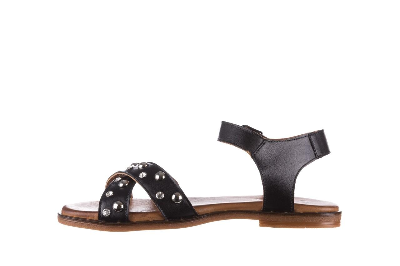 Sandały bayla-176 122z czarny, skóra naturalna  - bayla - nasze marki 9
