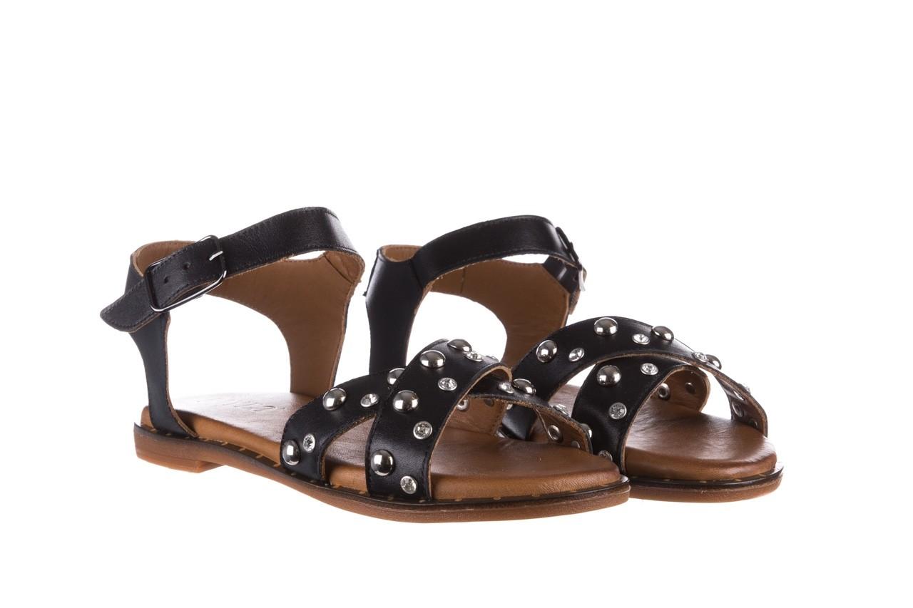 Sandały bayla-176 122z czarny, skóra naturalna  - bayla - nasze marki 8