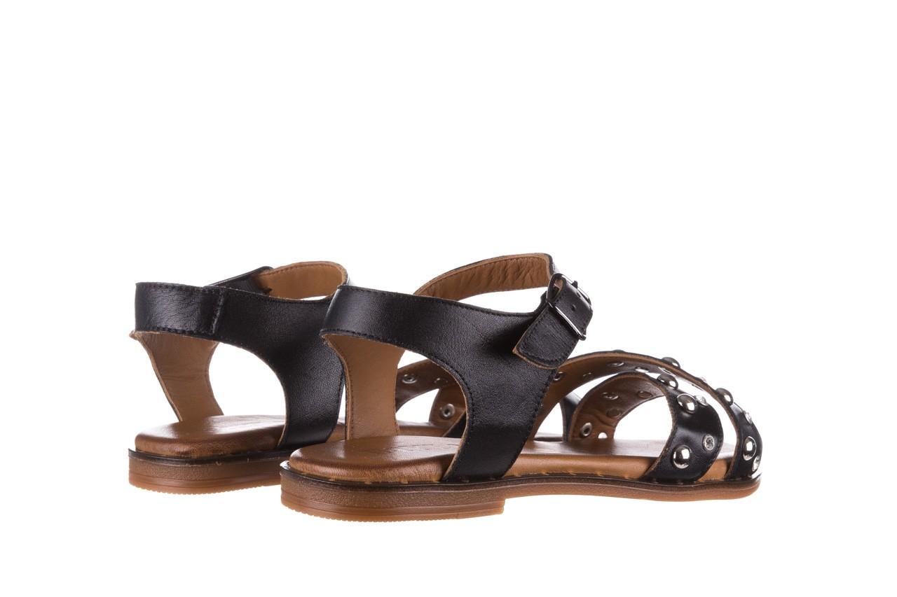 Sandały bayla-176 122z czarny, skóra naturalna  - bayla - nasze marki 10