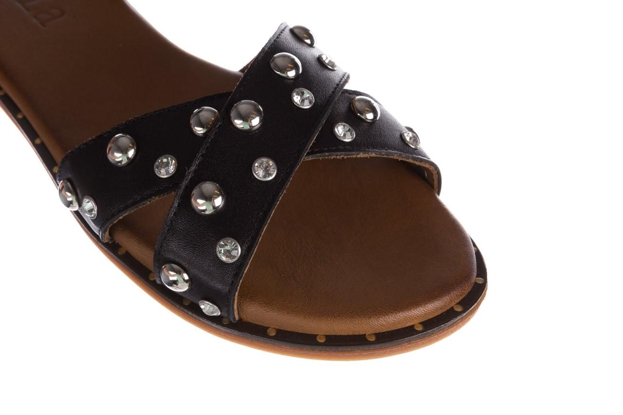Sandały bayla-176 122z czarny, skóra naturalna  - bayla - nasze marki 12