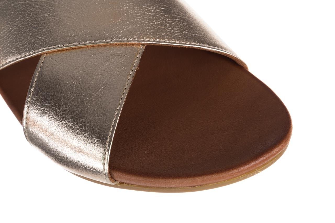 Sandały bayla-176 8641 złoty, skóra naturalna  - bayla - nasze marki 12
