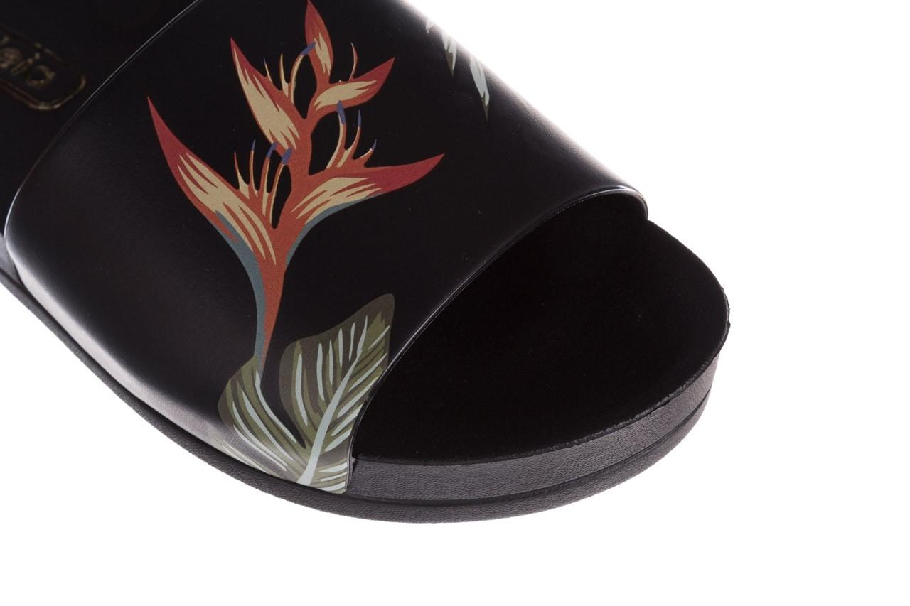 Klapki azaleia 290 196 black-red, czarny, guma - azaleia - nasze marki 11