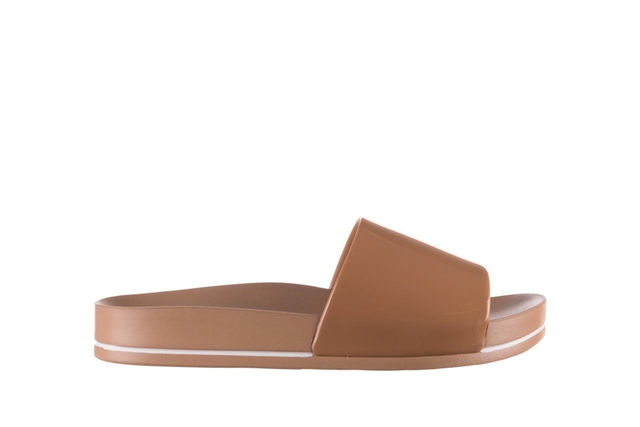 Klapki azaleia 290 195 capuccino, brąz, guma - gumowe/plastikowe - klapki - buty damskie - kobieta 6