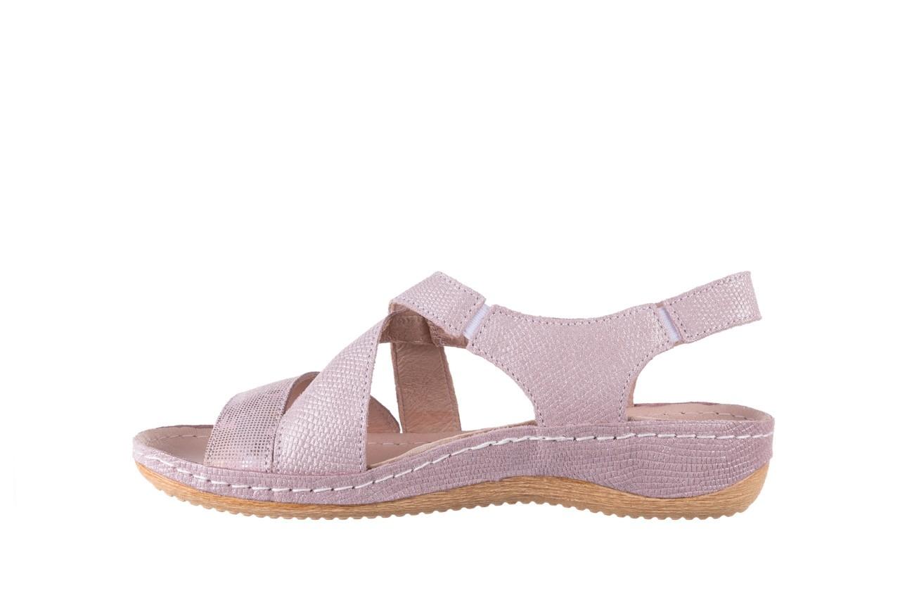 Sandały bayla-100 449 lila, skóra naturalna  - bayla - nasze marki 10