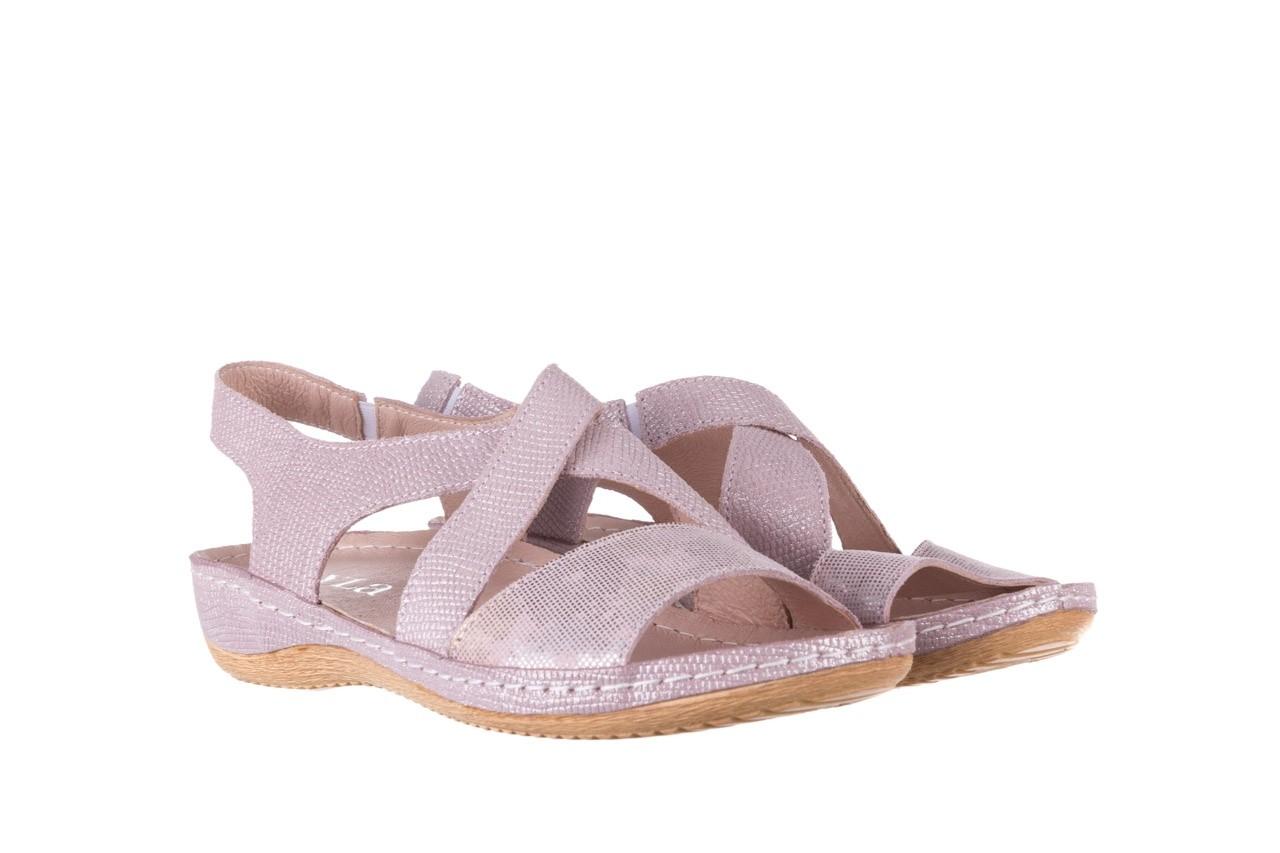 Sandały bayla-100 449 lila, skóra naturalna  - bayla - nasze marki 9