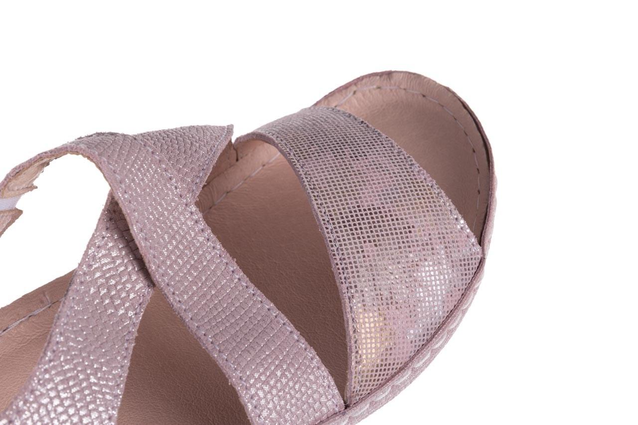 Sandały bayla-100 449 lila, skóra naturalna  - bayla - nasze marki 13