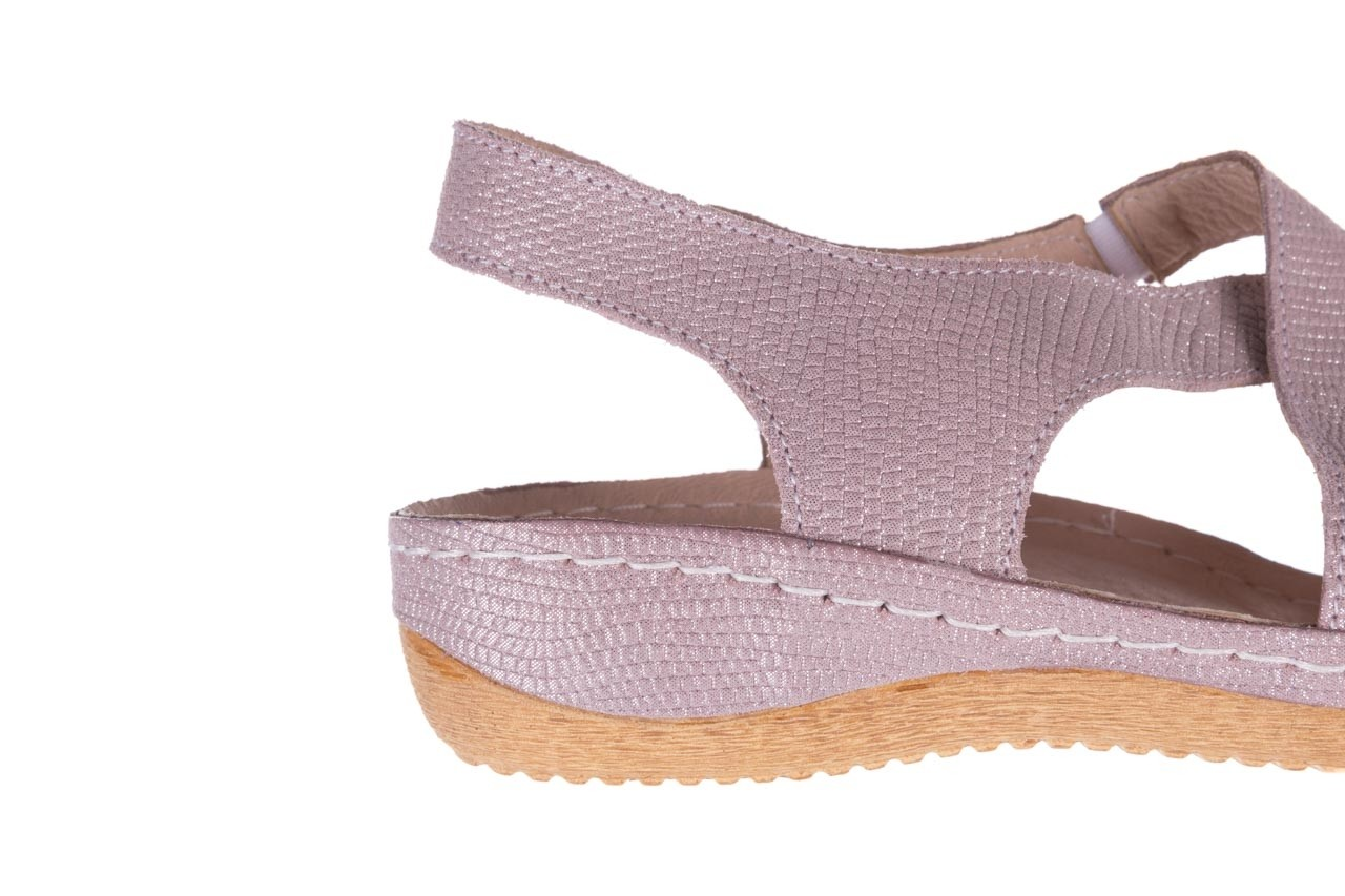Sandały bayla-100 449 lila, skóra naturalna  - bayla - nasze marki 15