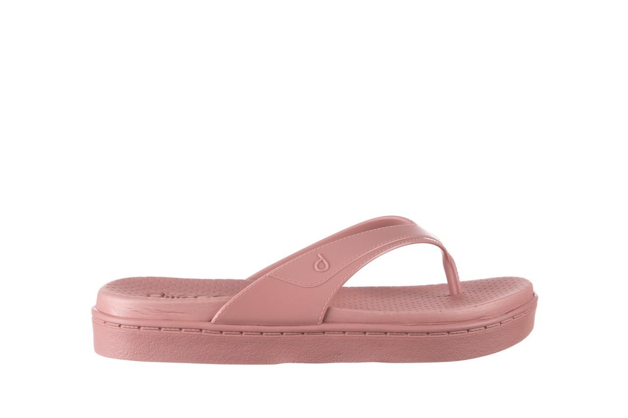Klapki dijean 286 248 old pink-pink, róż, guma - dijean - nasze marki 6
