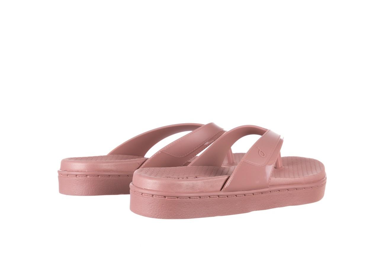 Klapki dijean 286 248 old pink-pink, róż, guma - dijean - nasze marki 9