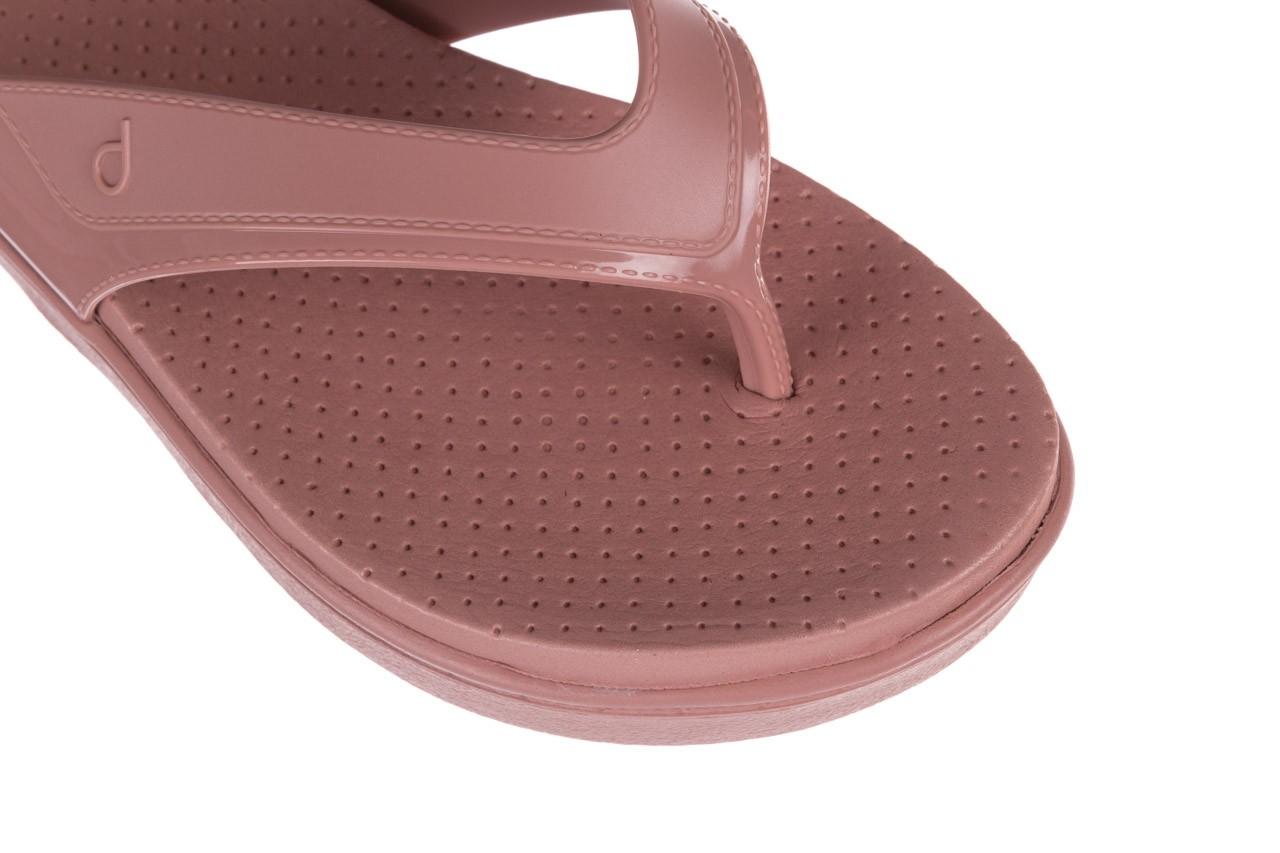 Klapki dijean 286 248 old pink-pink, róż, guma - dijean - nasze marki 11