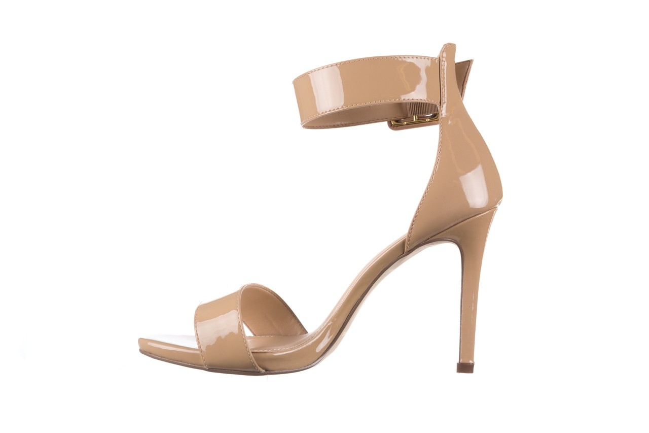 Sandały bayla-065 6189496 beż, skóra naturalna lakierowana 9