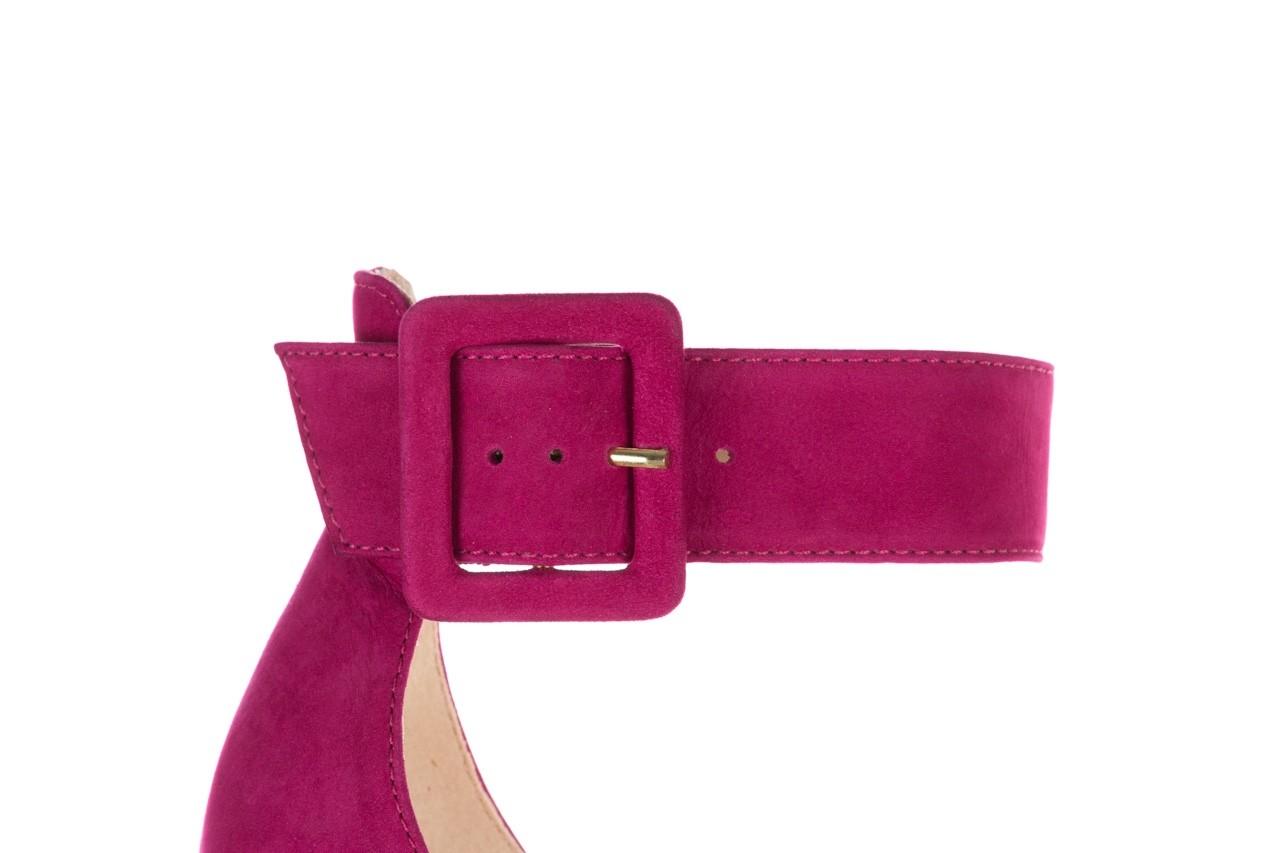 Sandały bayla-065 6189496 róż, skóra naturalna - bayla - nasze marki 13