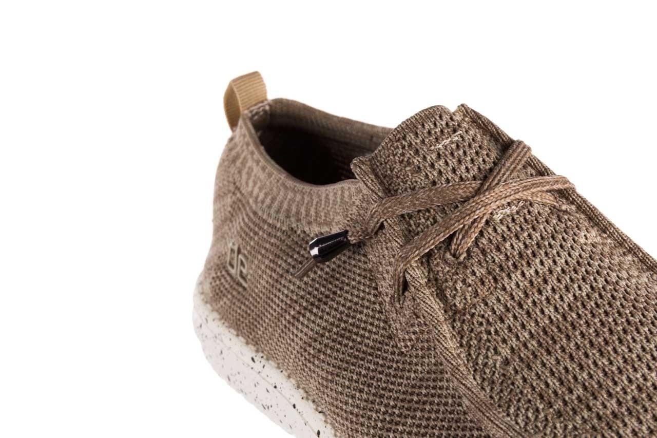 Półbuty heydude wally knit beige, beż, materiał - sportowe - półbuty - buty męskie - mężczyzna 12