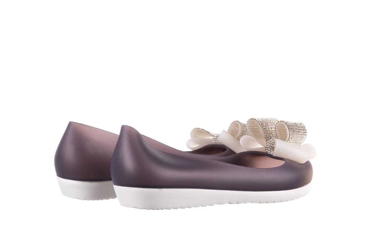 Baleriny sca'viola 871 grey, fiolet, silikon - sca`viola - nasze marki 9
