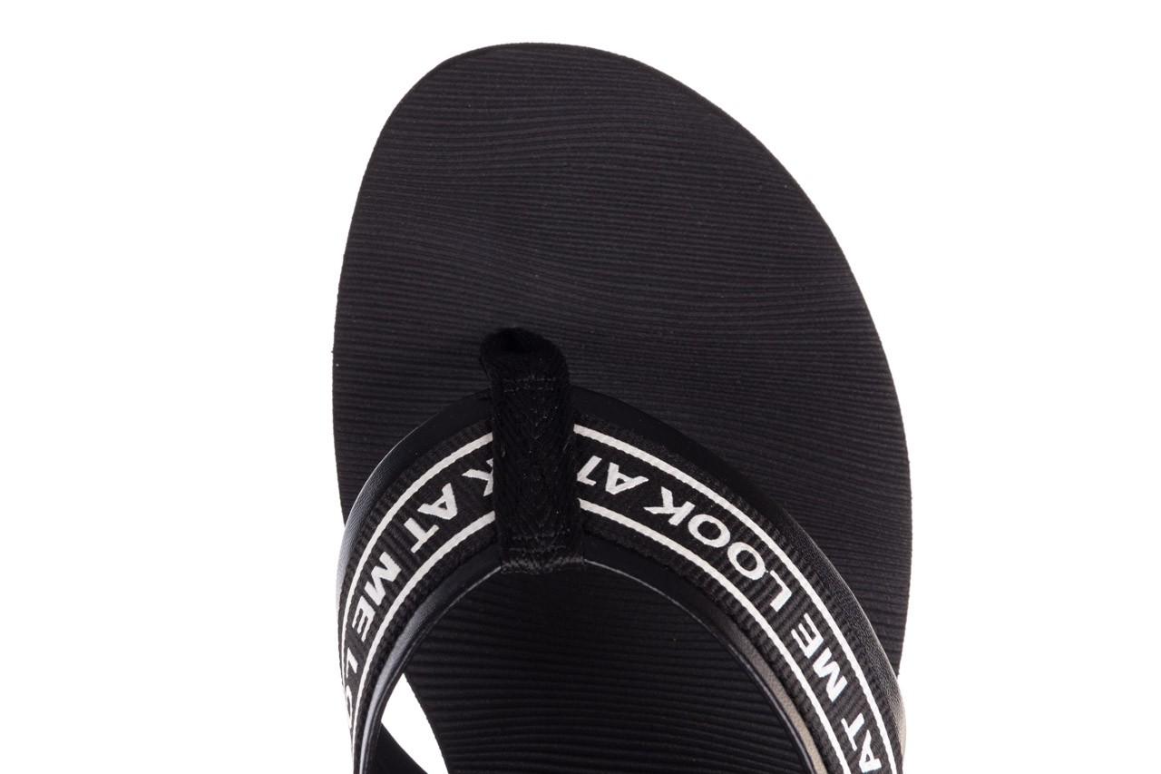 Klapki dijean 296 337 black/white, czarny, guma - dijean - nasze marki 15