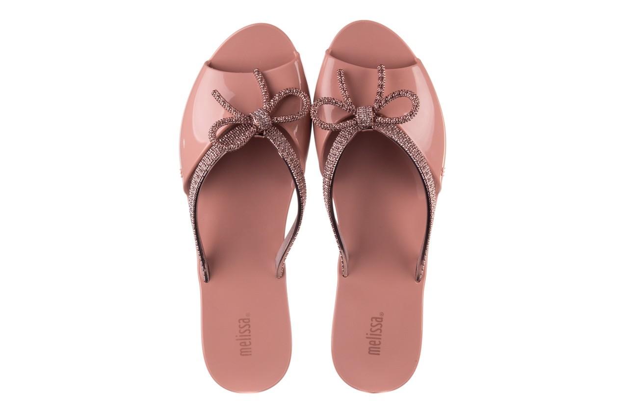 Klapki melissa ela chrome ad pink, róż, guma - melissa - nasze marki 12