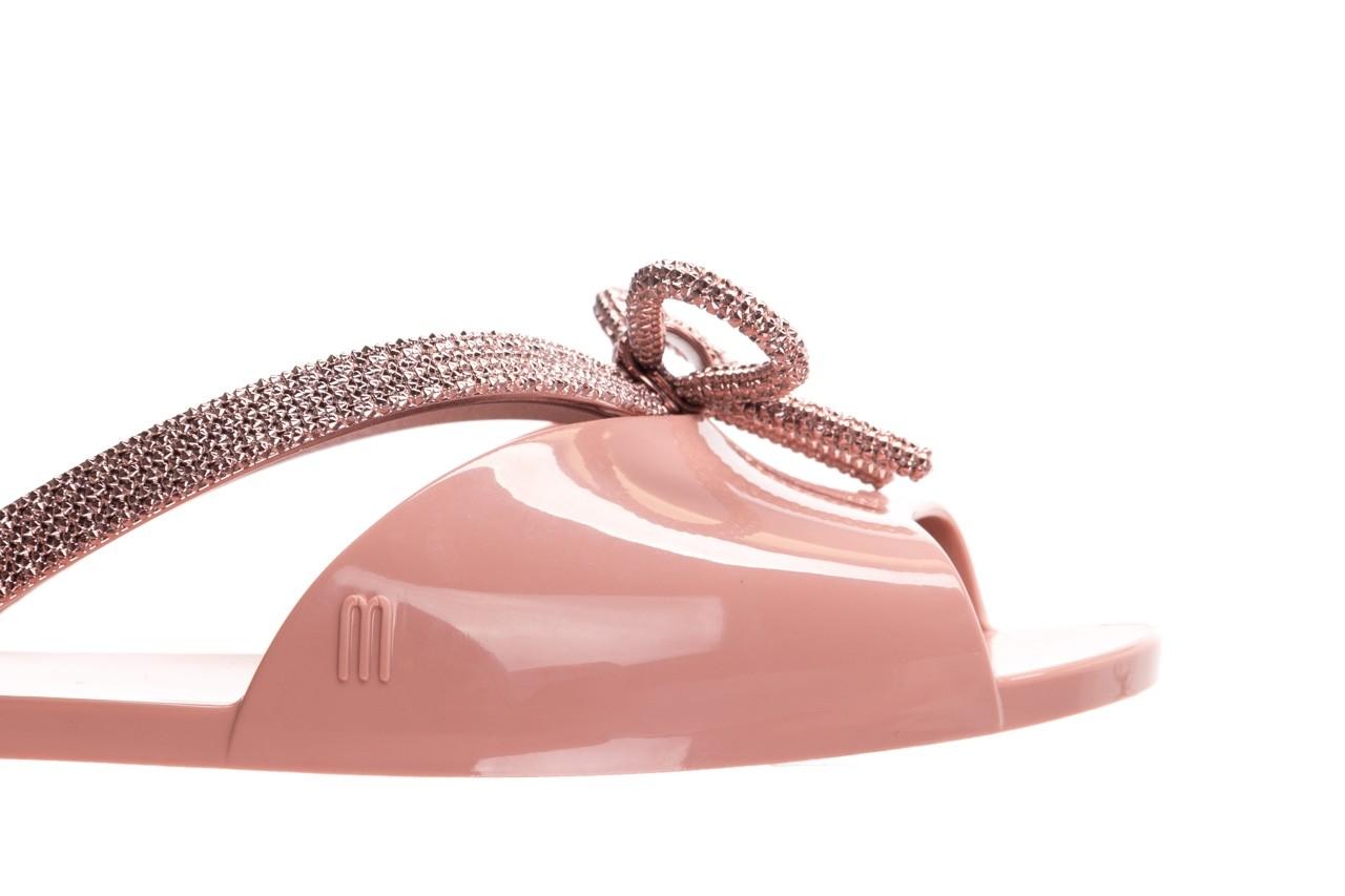 Klapki melissa ela chrome ad pink, róż, guma - melissa - nasze marki 14