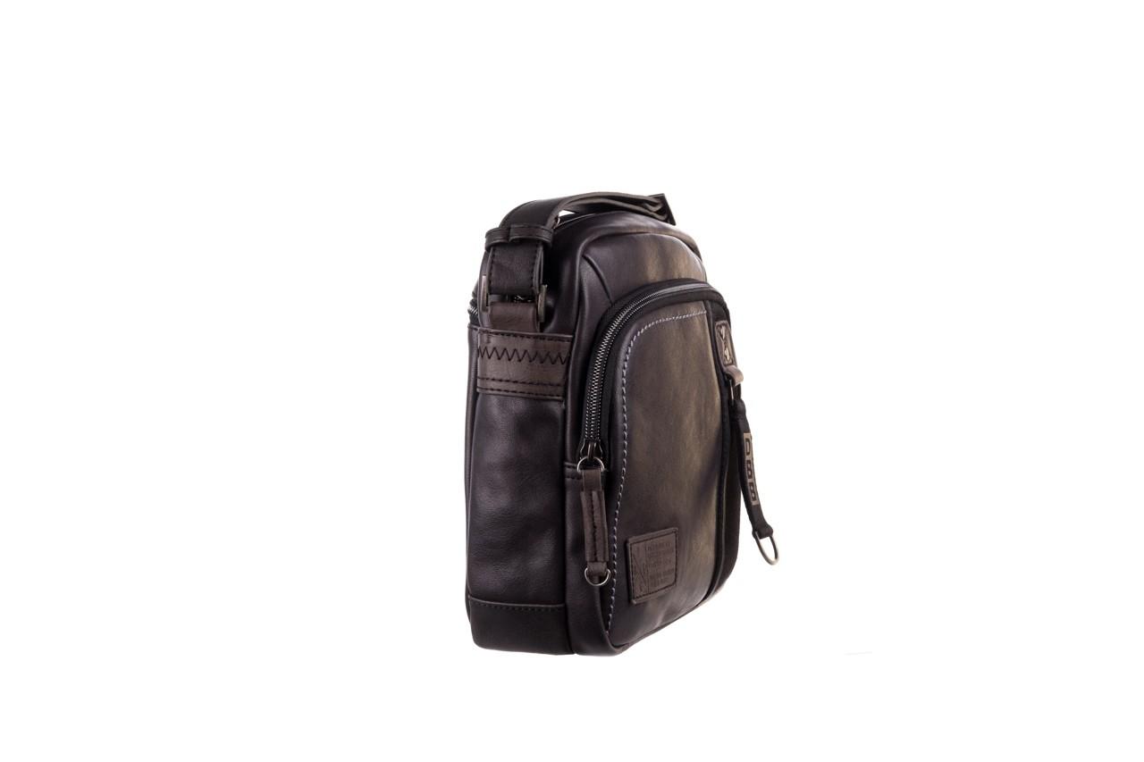 Torebka beluchi 28102-01 black, brąz, skóra ekologiczna  - torebki - akcesoria - kobieta 7