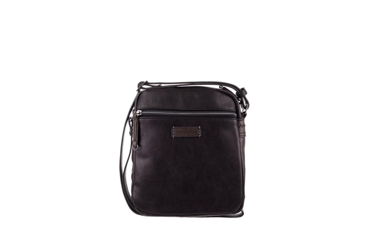Torebka beluchi 28102-01 black, brąz, skóra ekologiczna  - torebki - akcesoria - kobieta 8