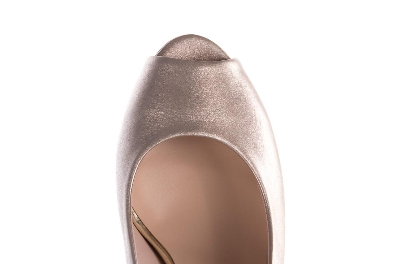 Szpilki bayla-056 9134-1099 perła, skóra naturalna - bayla - nasze marki 15
