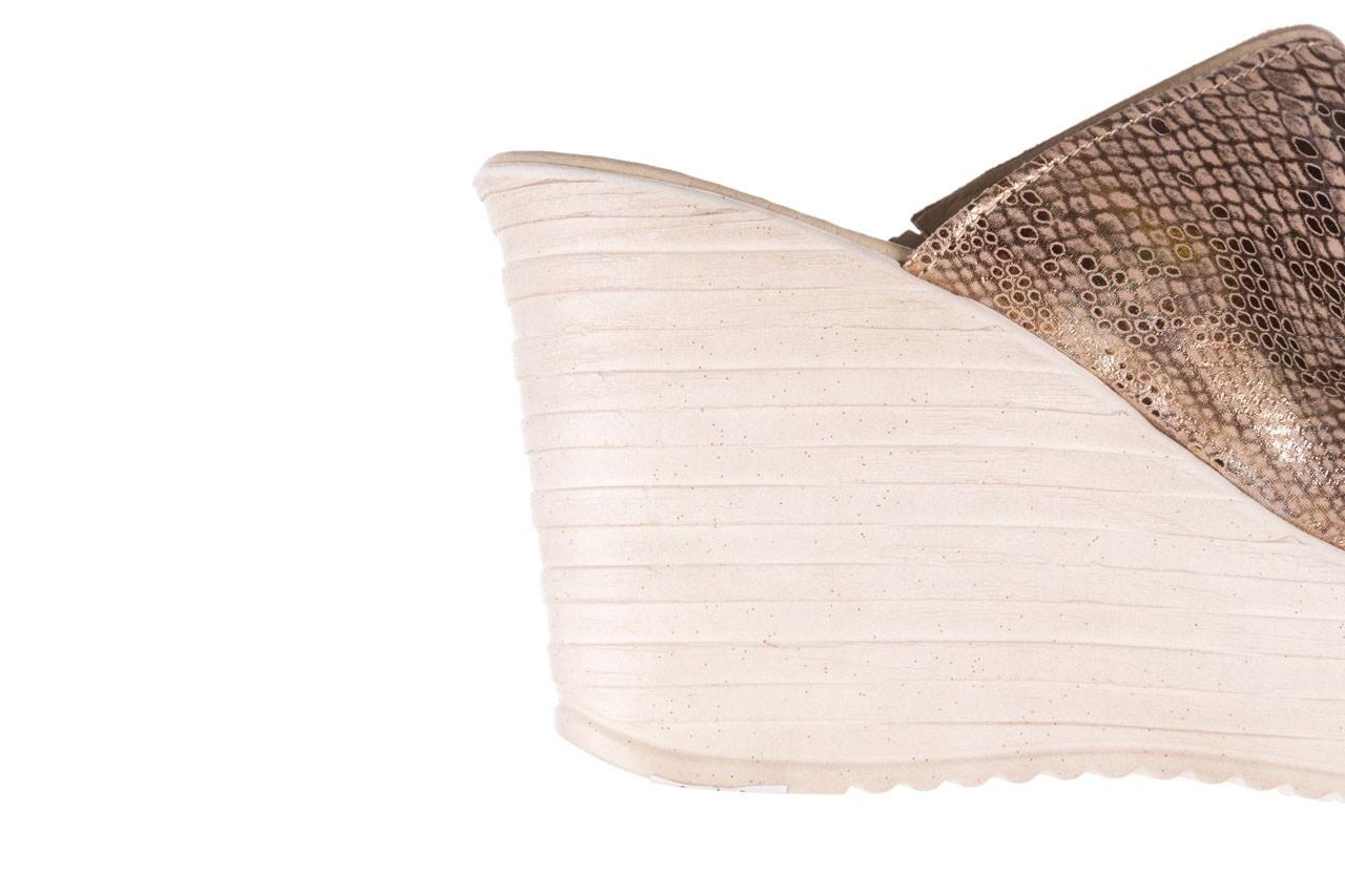 Koturny bayla-100 490 złoty, skóra naturalna 13