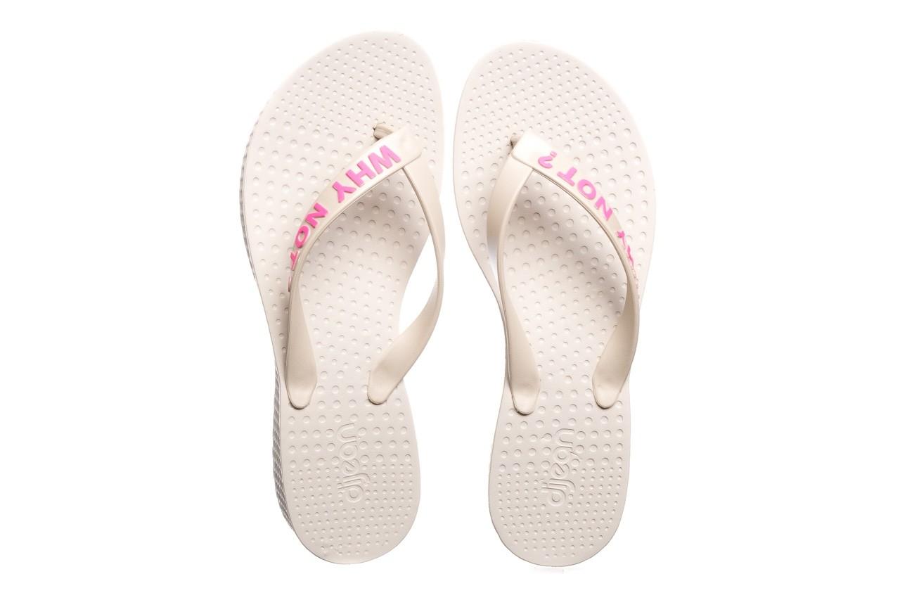 Klapki dijean 291 344 ivory-pink, beż, guma - dijean - nasze marki 12
