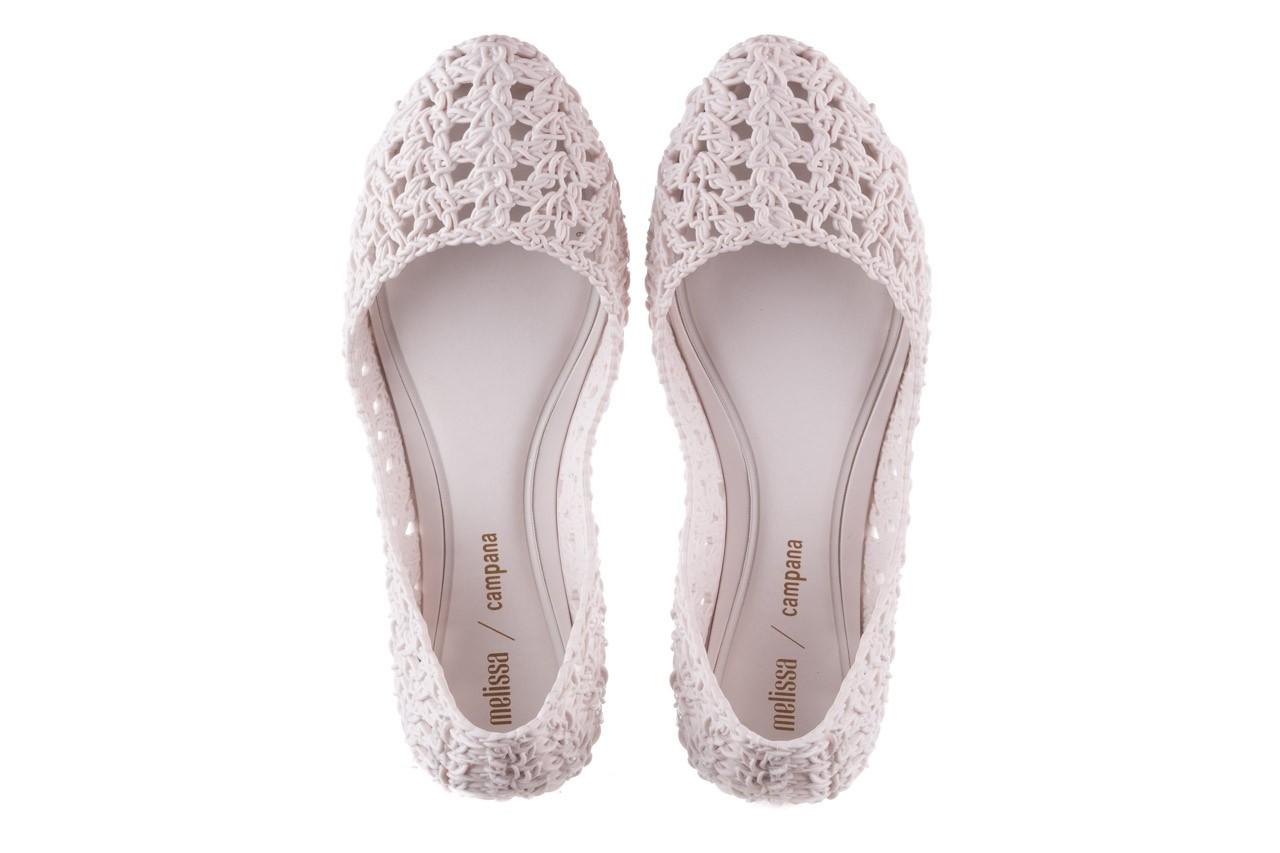 Baleriny melissa campana crochet ad white, biały, guma - baleriny - melissa - nasze marki 12
